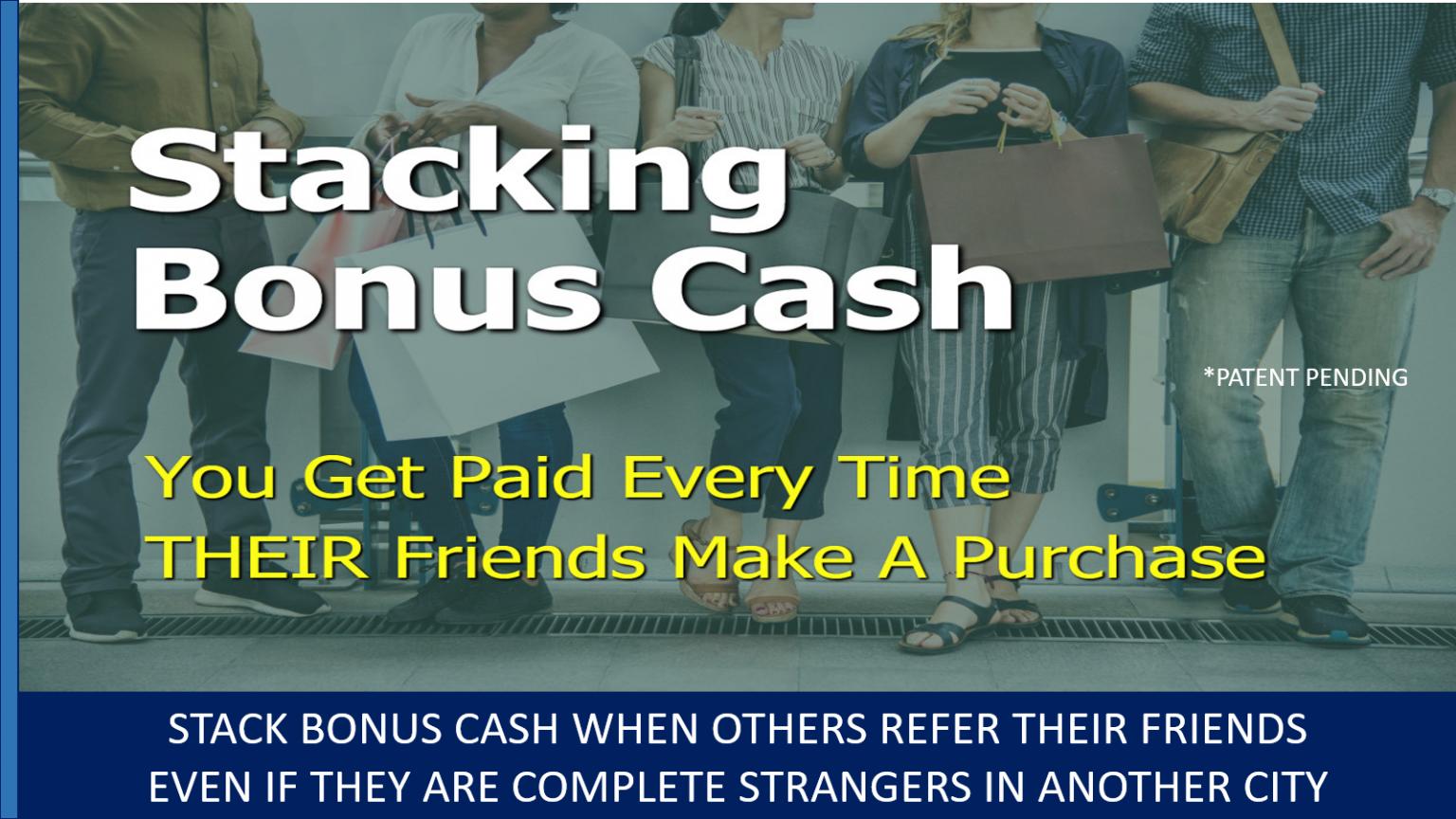 1919 - Stacking Bonus Cash - Ten10