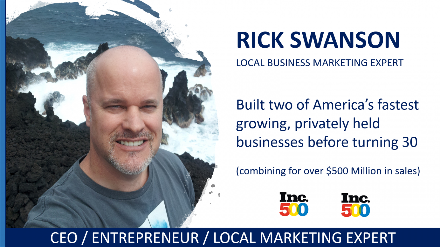 22 - Ten10 Founder - Rick Swanson