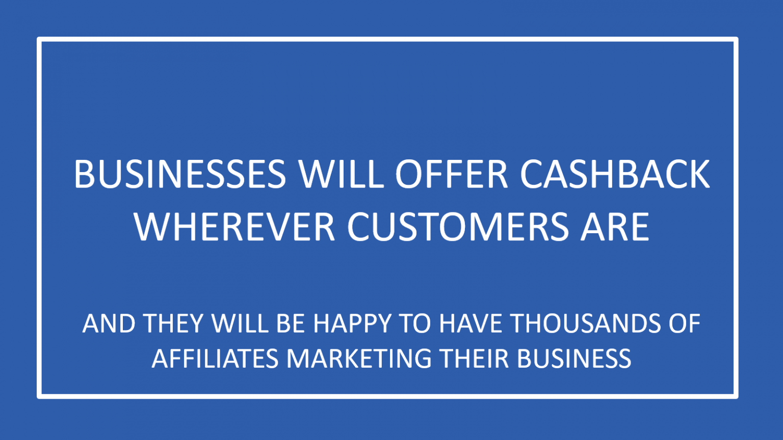 2222 - Businesses Offer Cashback - Ten10