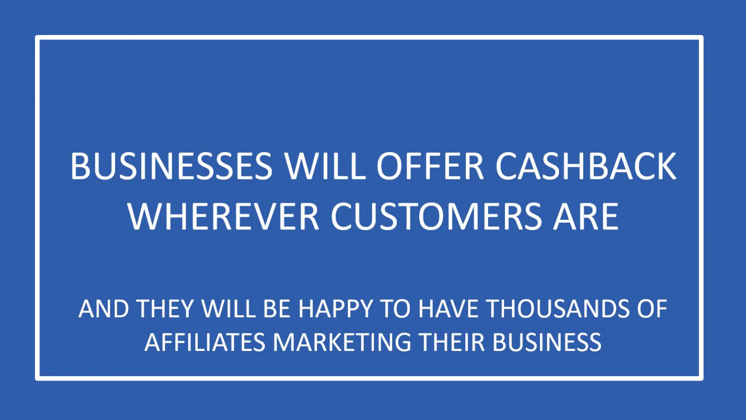 2222 - Businesses Offer Cashback - Ten10