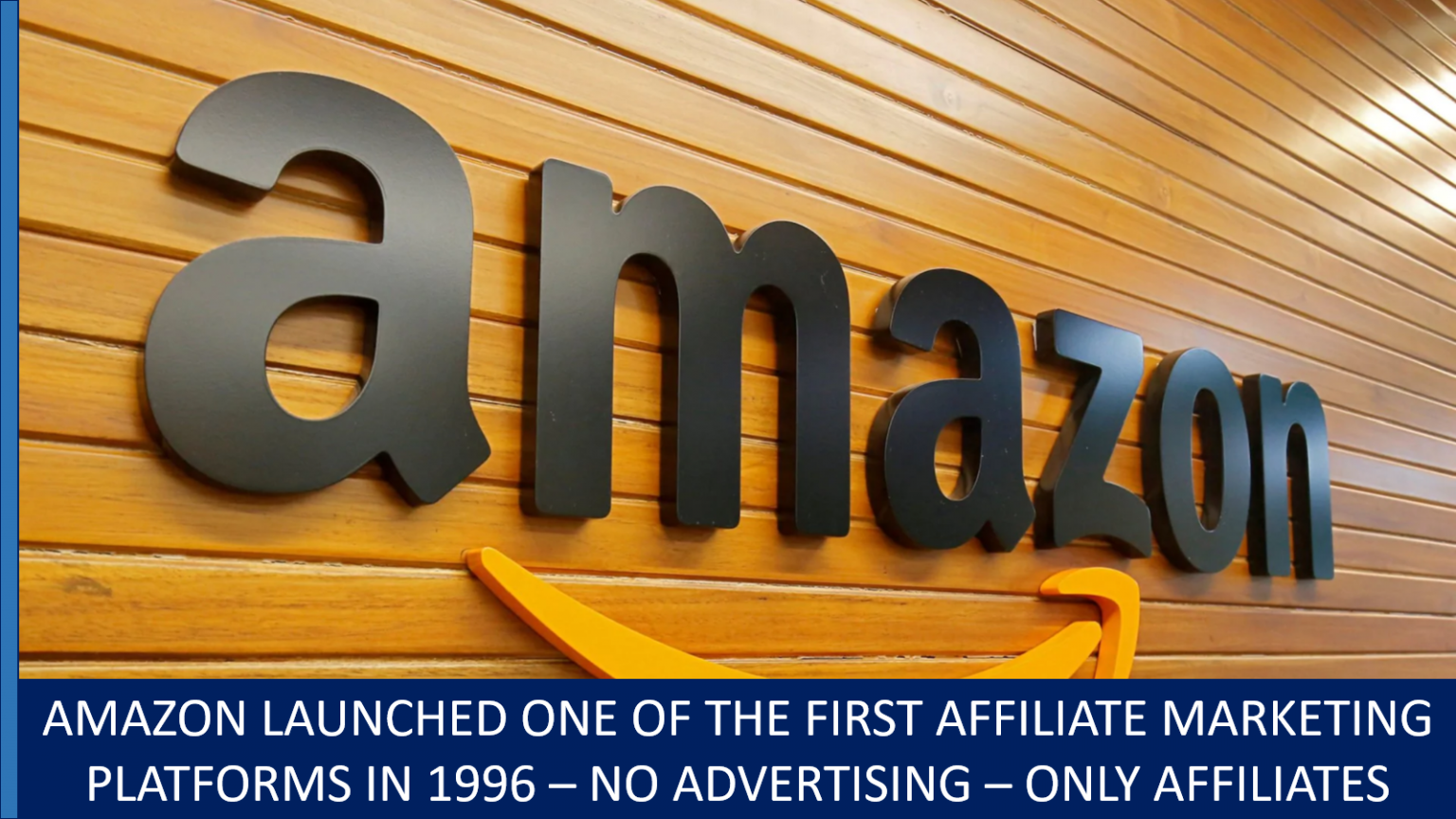 44 - Be Like Amazon
