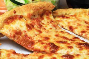 barre pizza cheese pizza